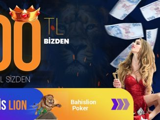 Bahislion Poker